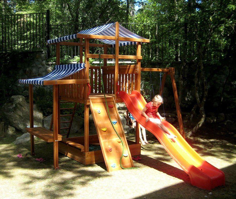 Детского комплекса для двора