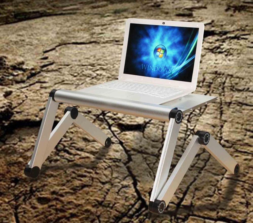 Столик для работы за ноутбуком