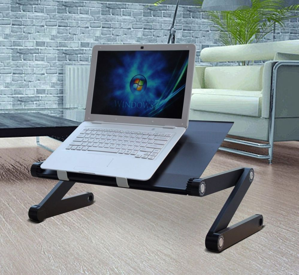 Фунции столика для ноутбука