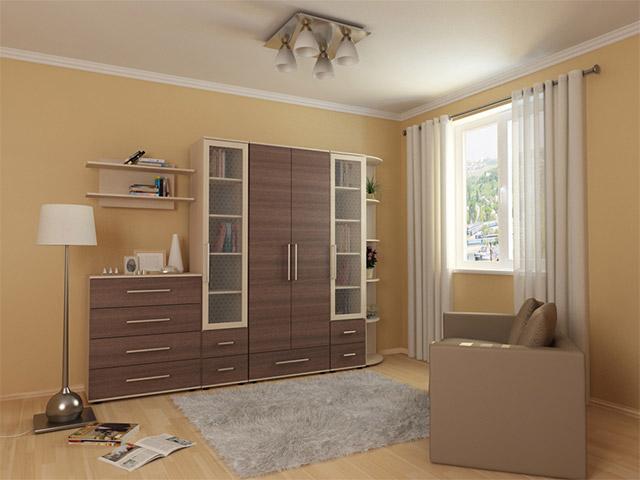 Мебельная система Карина
