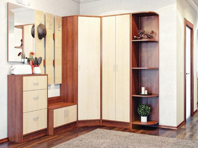 Комплект мебели для прихожей Модуль