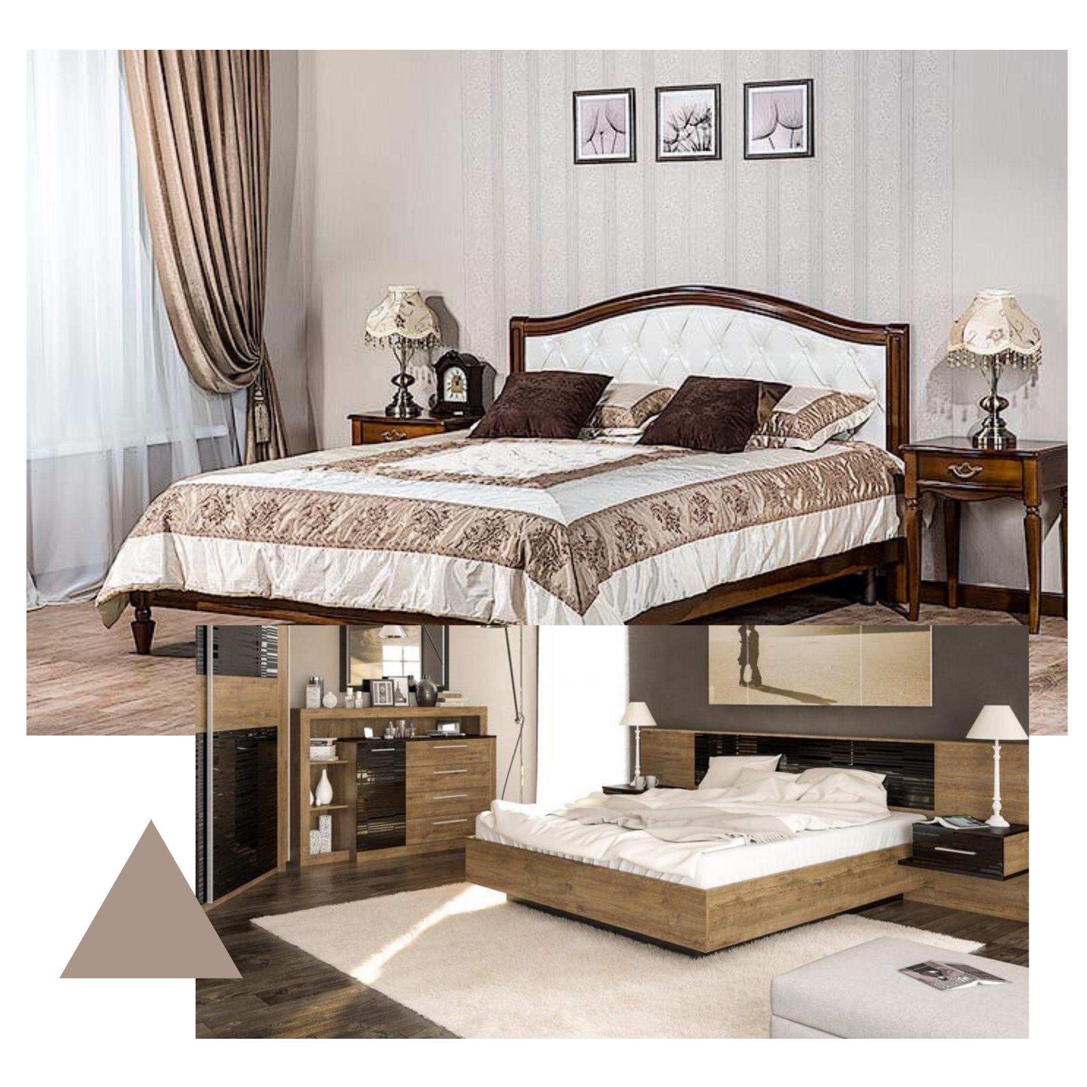 Спальный гарнитур Арт-мебель