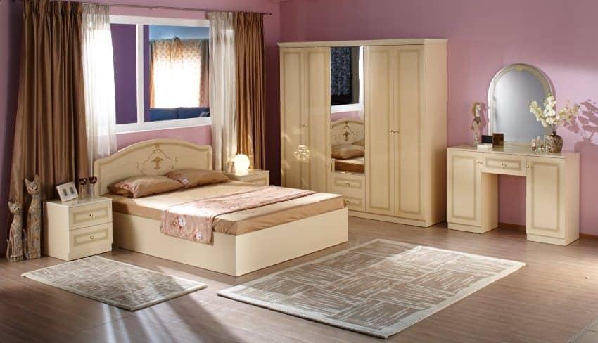 Спальня Стелла ТМ Эмбавуд