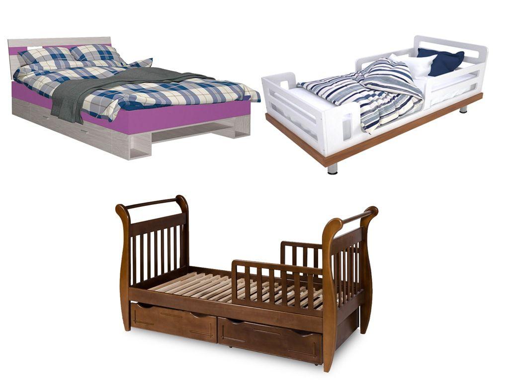 детские кровати купить кровать для детей недорого в магазине мебельок