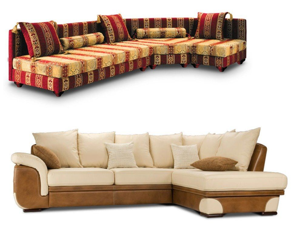 угловые диваны от мебельок