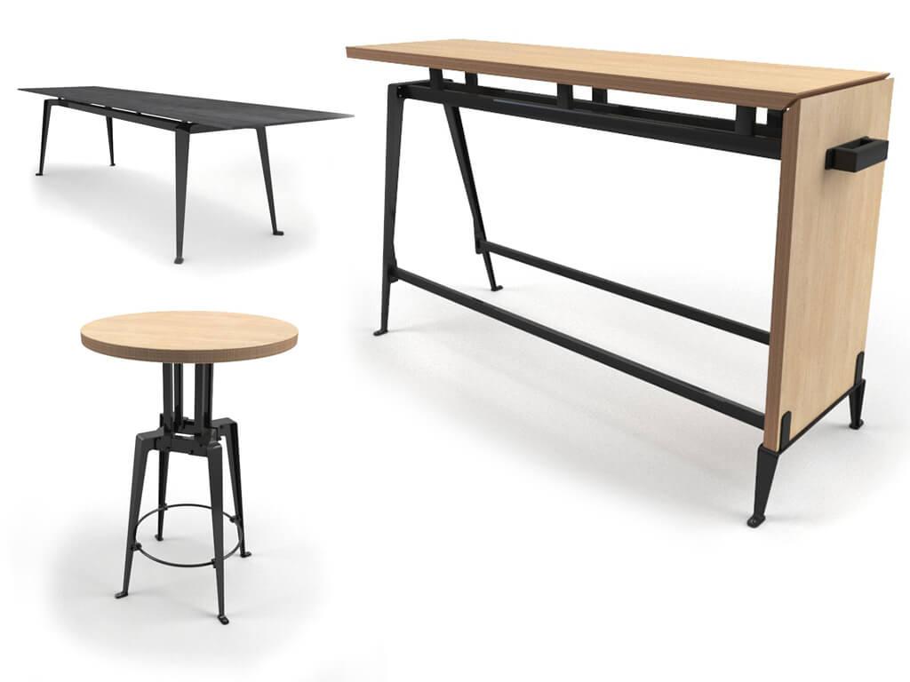 Дизайнеские столы