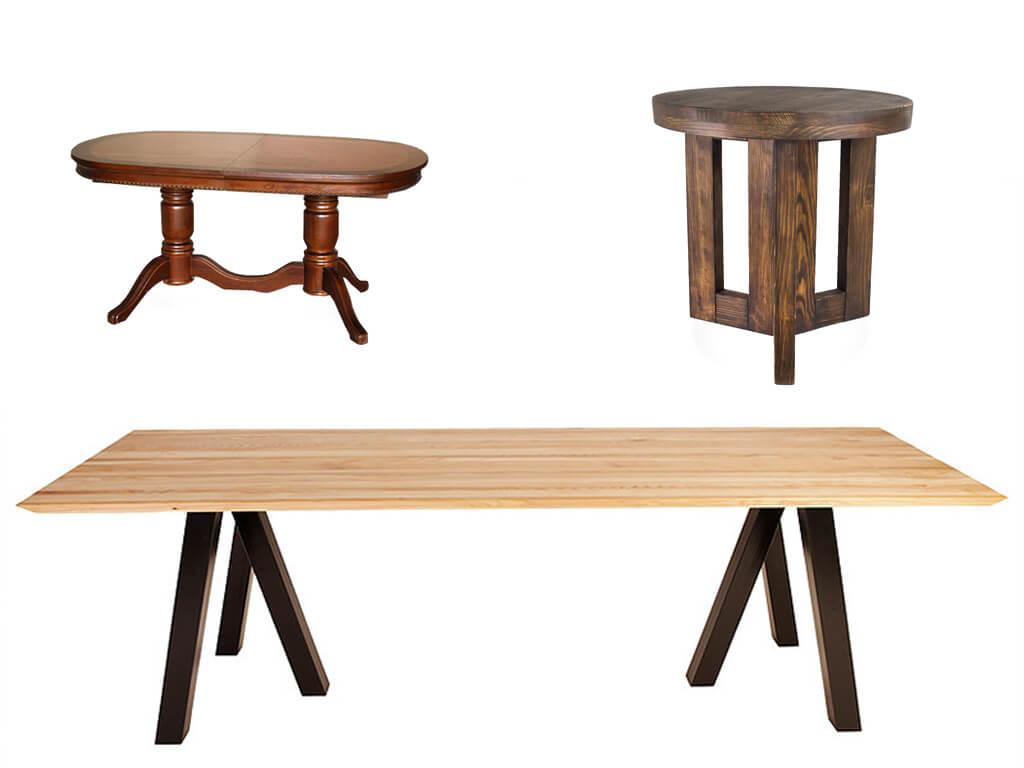 Столы для кухни авторские