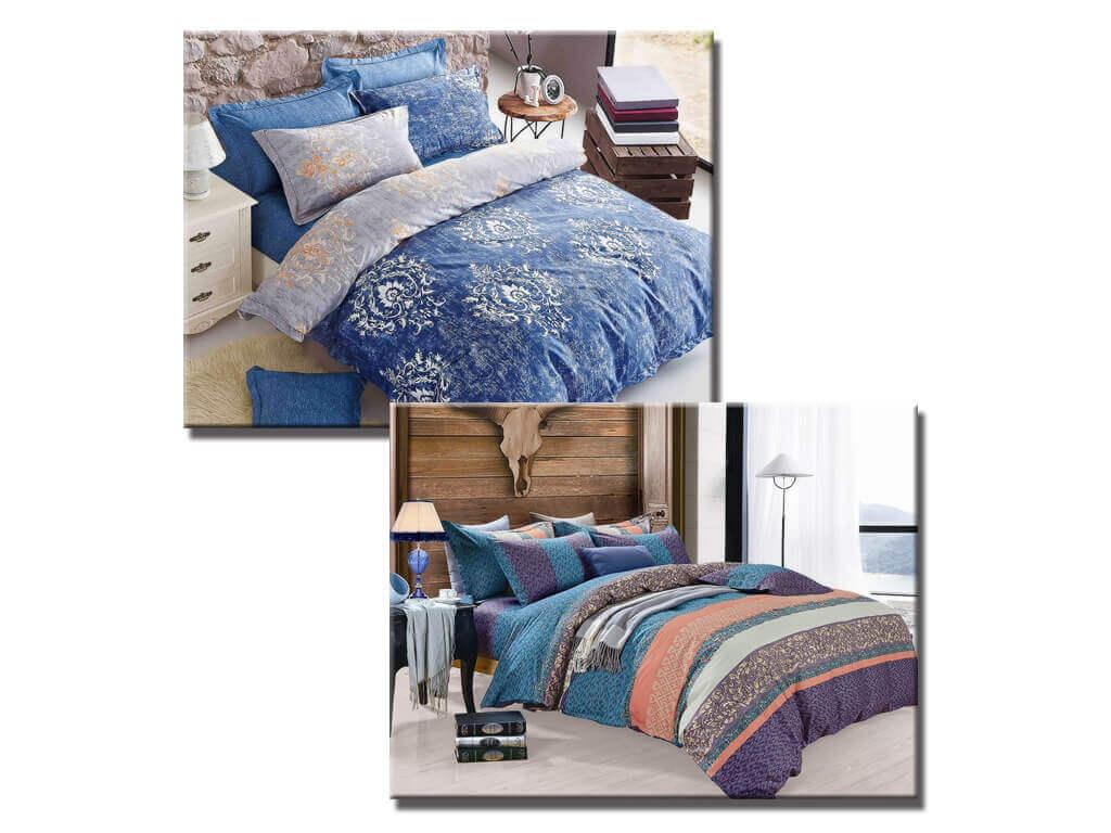 Комплекты постельного белья полуторные