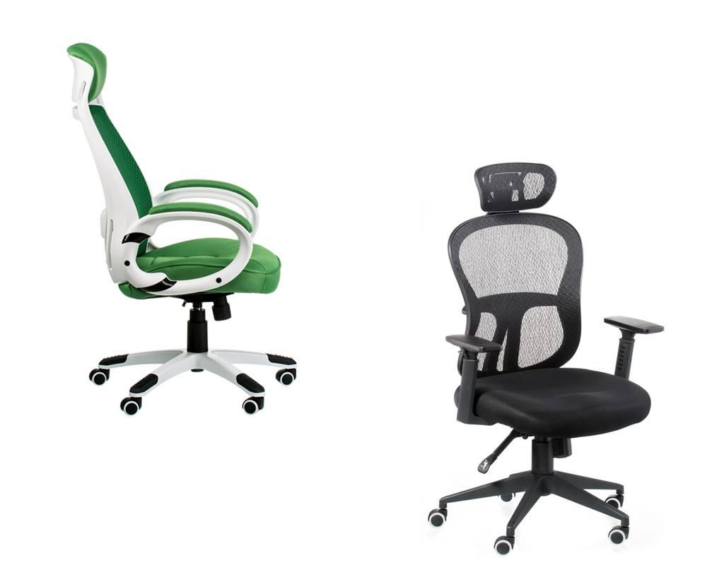 Руководительские кресла с механизмом качания