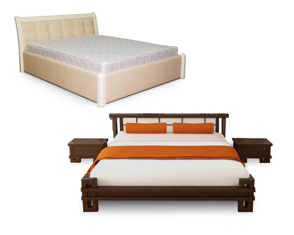 Ліжка і каркаси