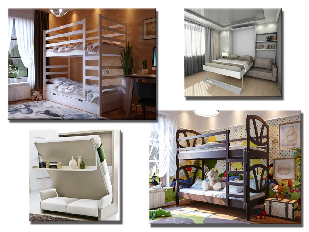 Шкаф-кровати