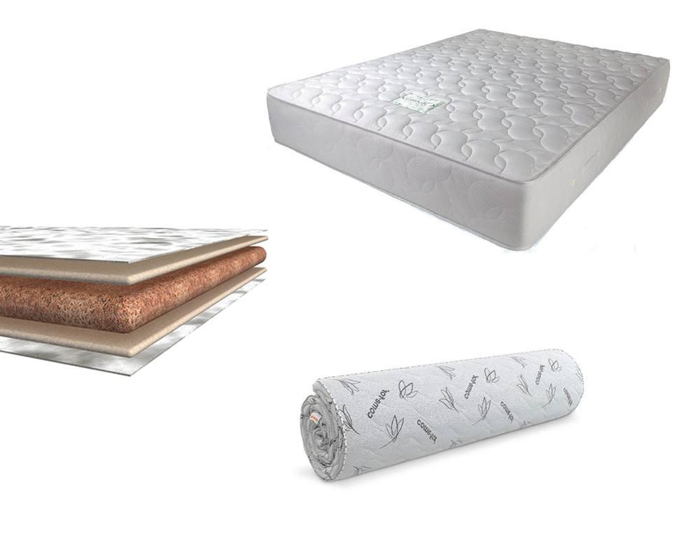 купить матрас на двуспальную кровать
