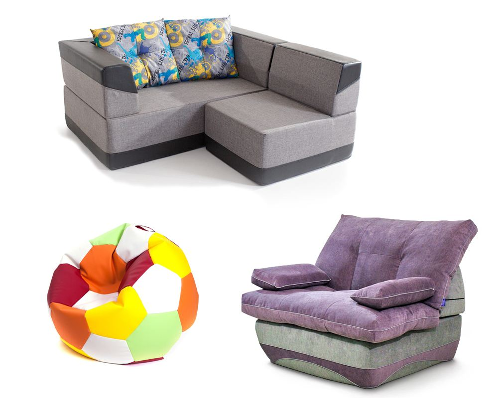 Картинки по запросу Бескаркасная мебель