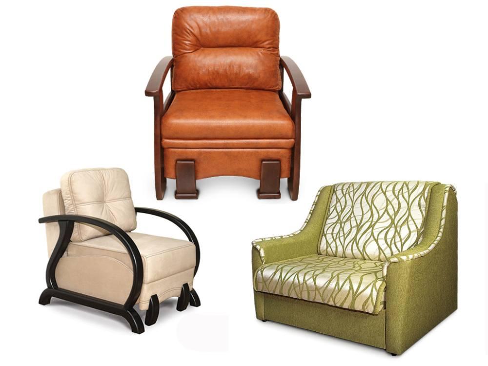 Кресла мягкие Диванофф