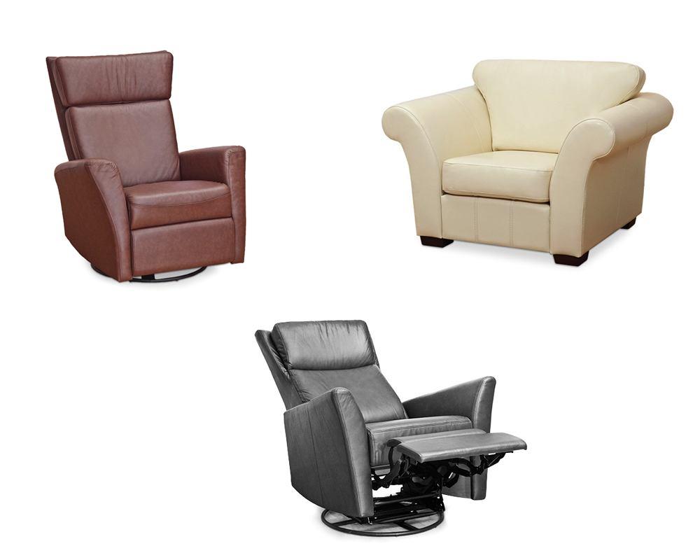 Мягкие кресла фабрики Сончик