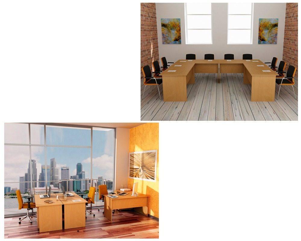 Модульная мебель для офиса Роко