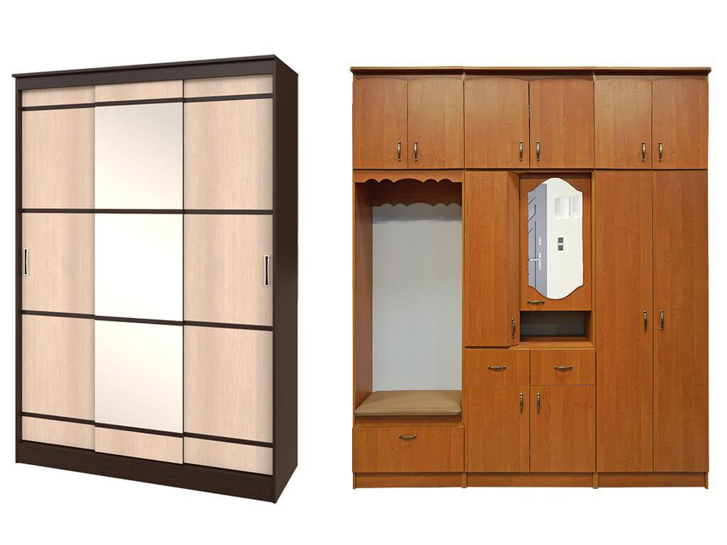 модуль люкс шкафы