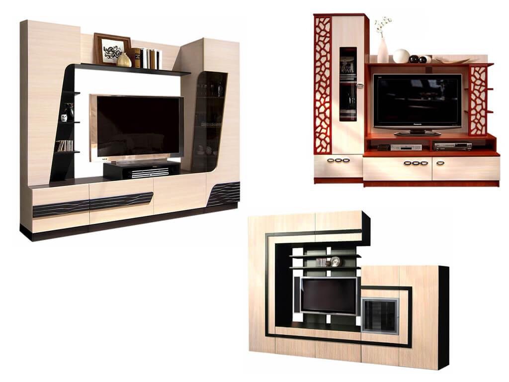 купить Мебельные стенки под телевизор