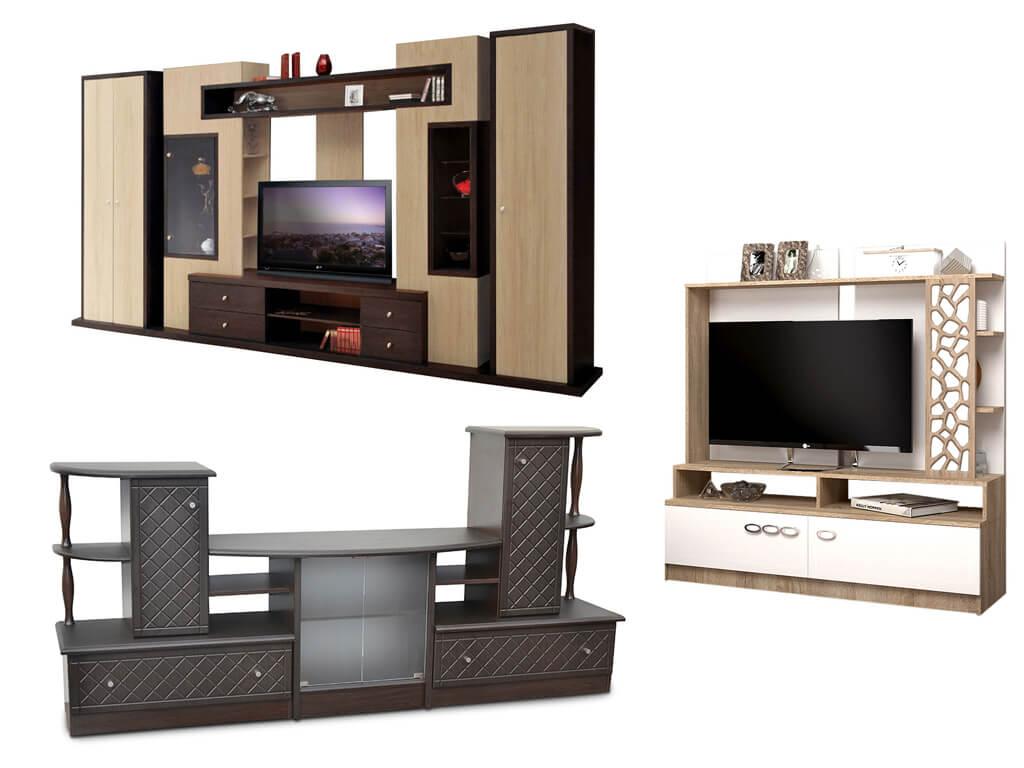 Мебельные стенки под телевизор купить