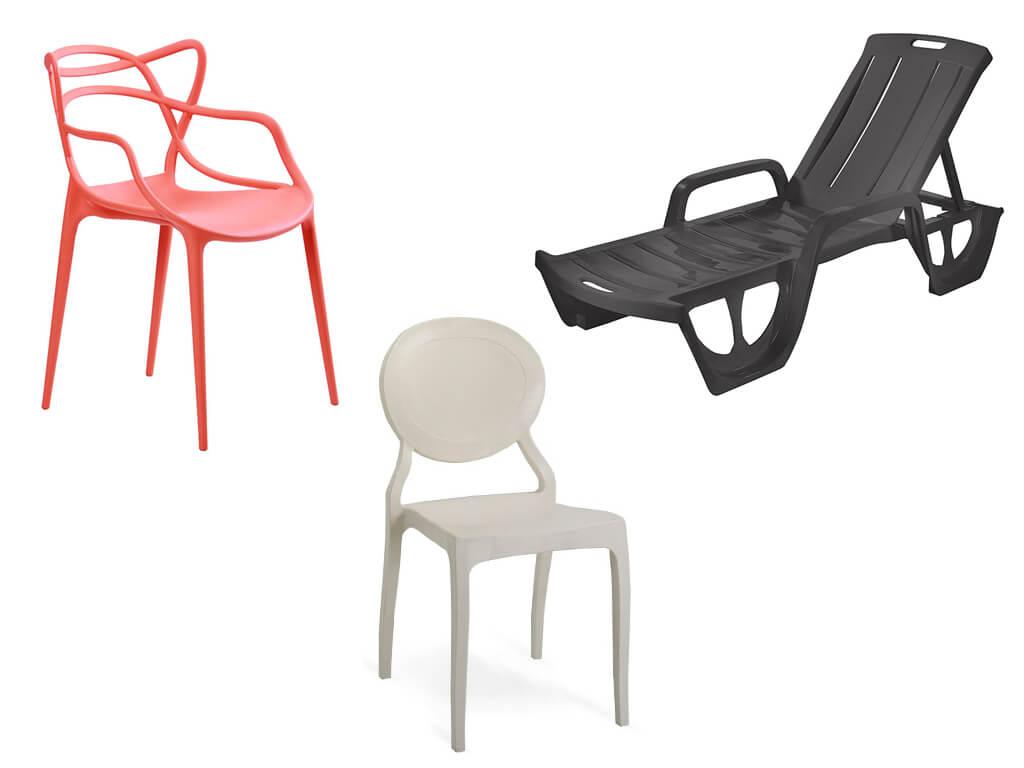 Пластиковая мебель
