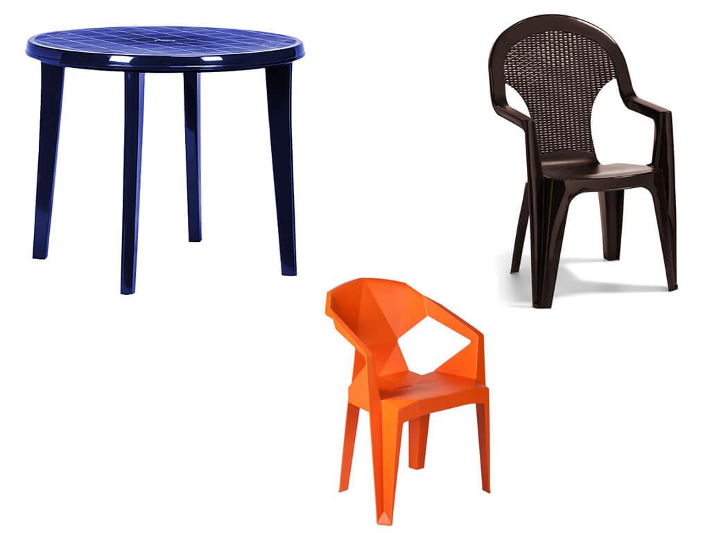 купить Пластиковую мебель