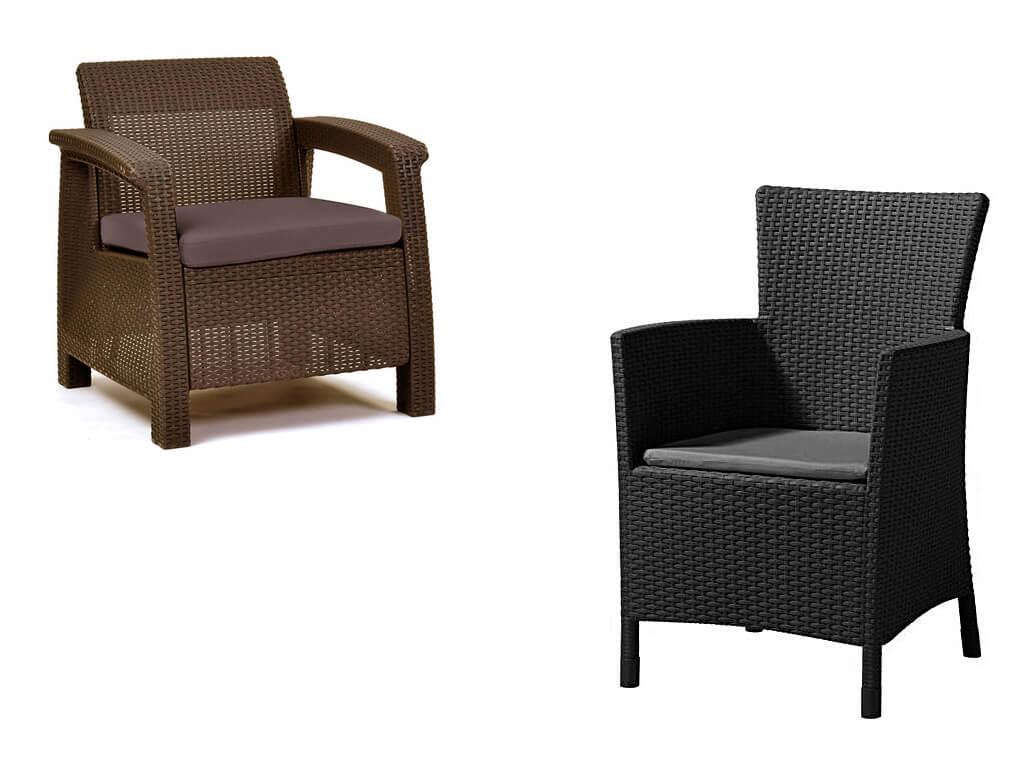 Купить пластиковые кресла в МебельОК