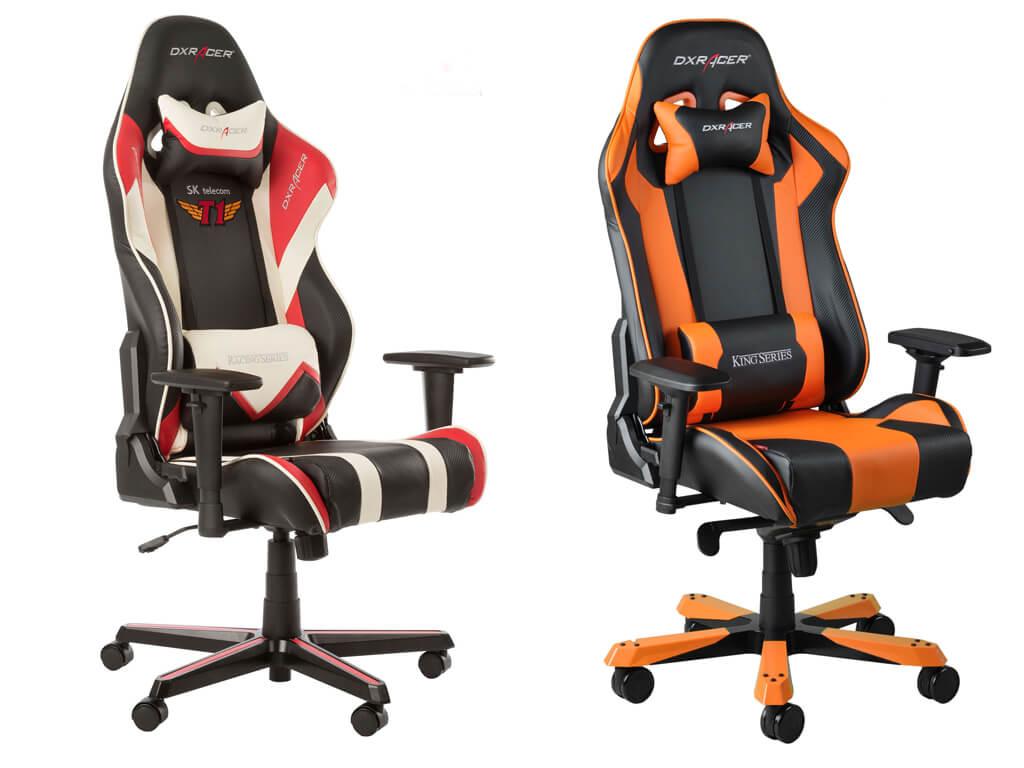 кресла DXRacer