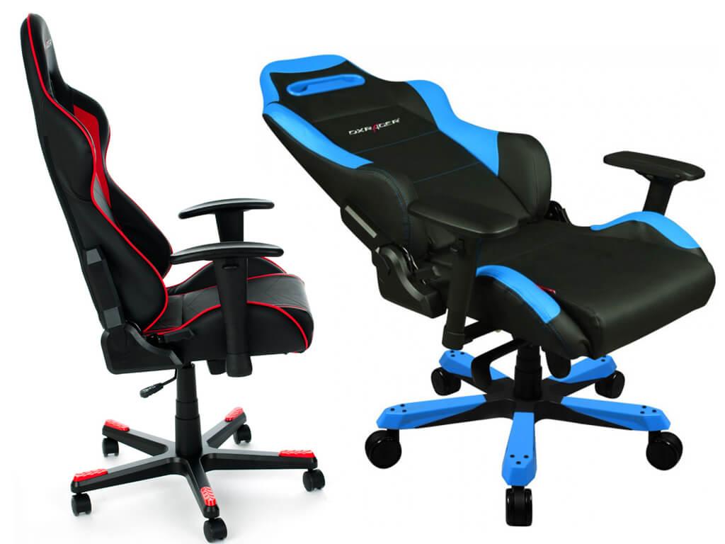 купить игровое кресло DXRacer
