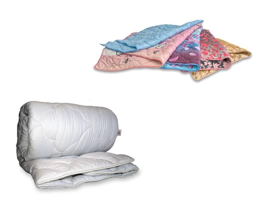 Одеяла для кровати