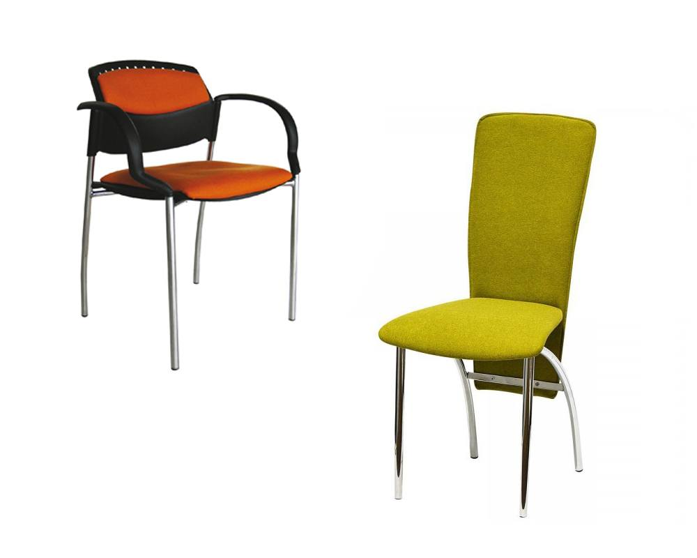 Стулья и кресла фабрики АМФ