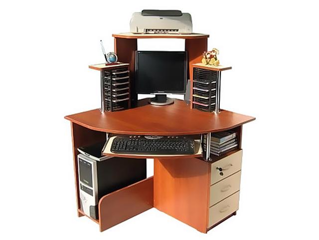 Компьютерный стол Мадрид ТМ Глобус