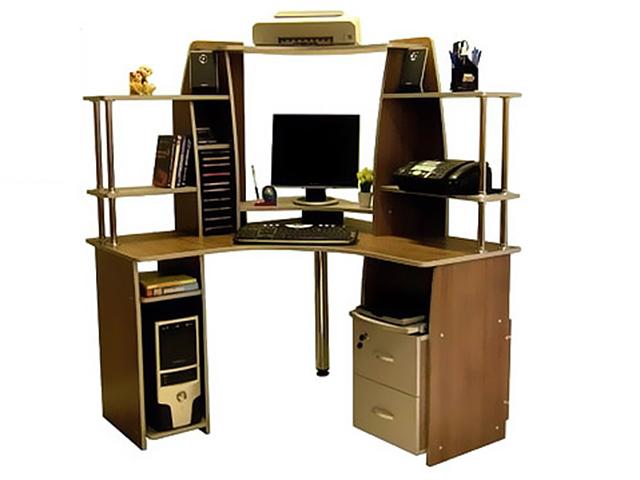 Компьютерный стол Марсель ТМ Глобус