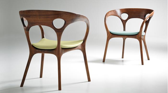 Кресло от Росса Лавгроу