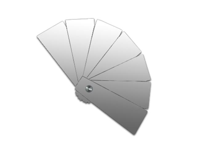 Дизайнерское зеркало Fan