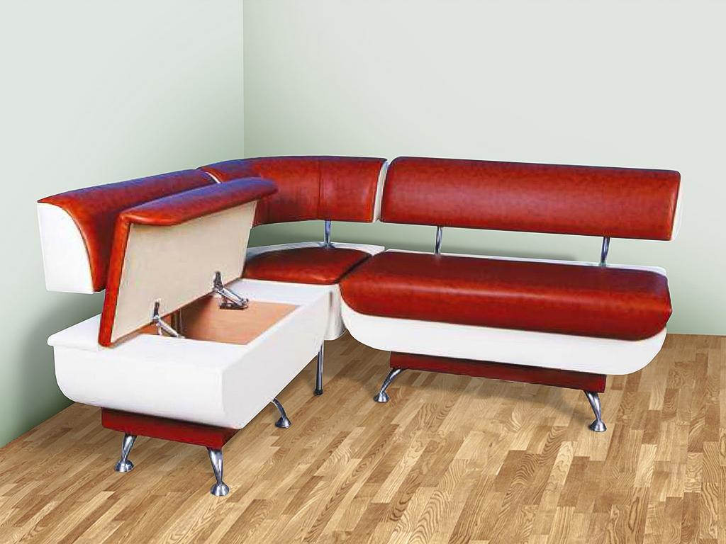 Кухонный угловой диван УК-2 Модерн