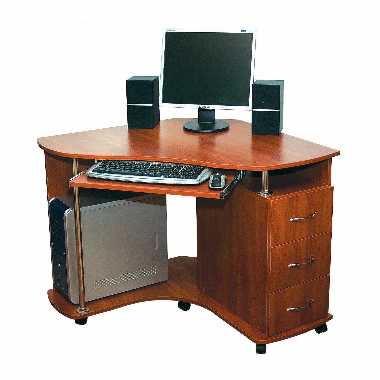Компьютерный стол Ника 18 ТМ Nika Мебель