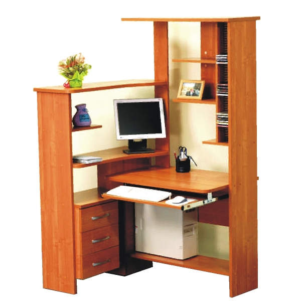 Компьютерный стол Грейп ТМ Nika-мебель