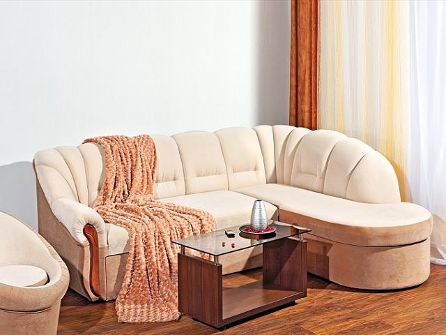 Кресло-пуф и диван Консул