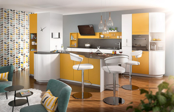 кухни под заказ на мебельок.ком