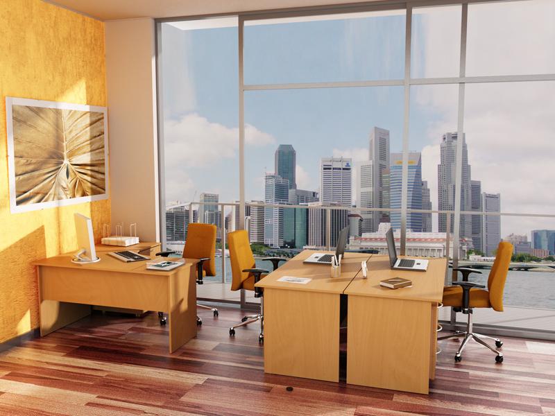 Офисная мебель Бюджет-4