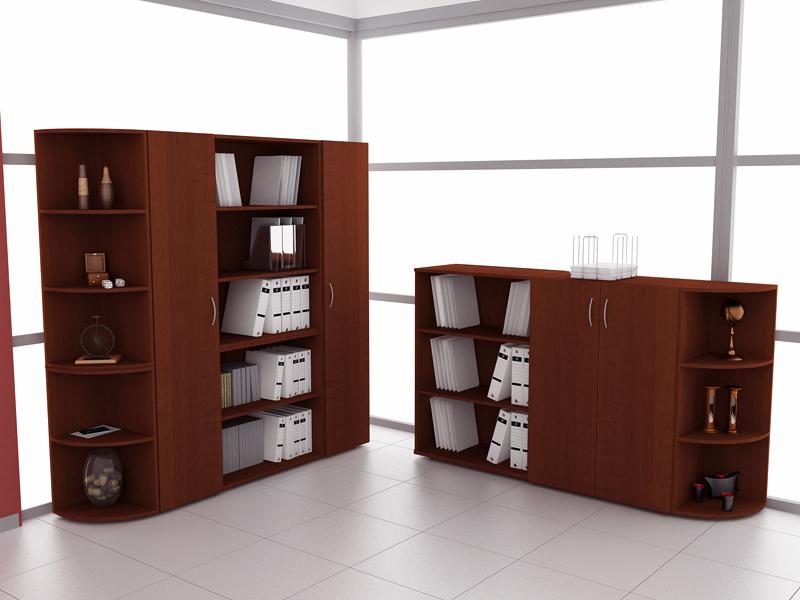 Пенал и шкаф для офиса