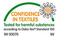 Сертификат качества на ткани Fargotex