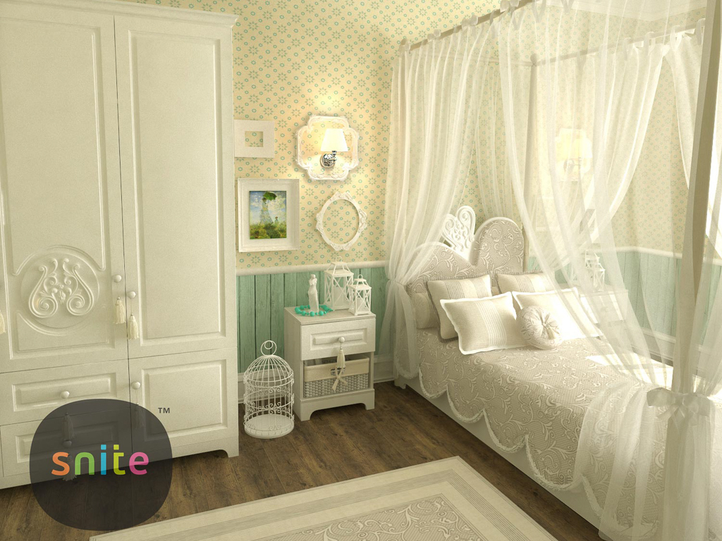 Комплект мебели Белоснежка