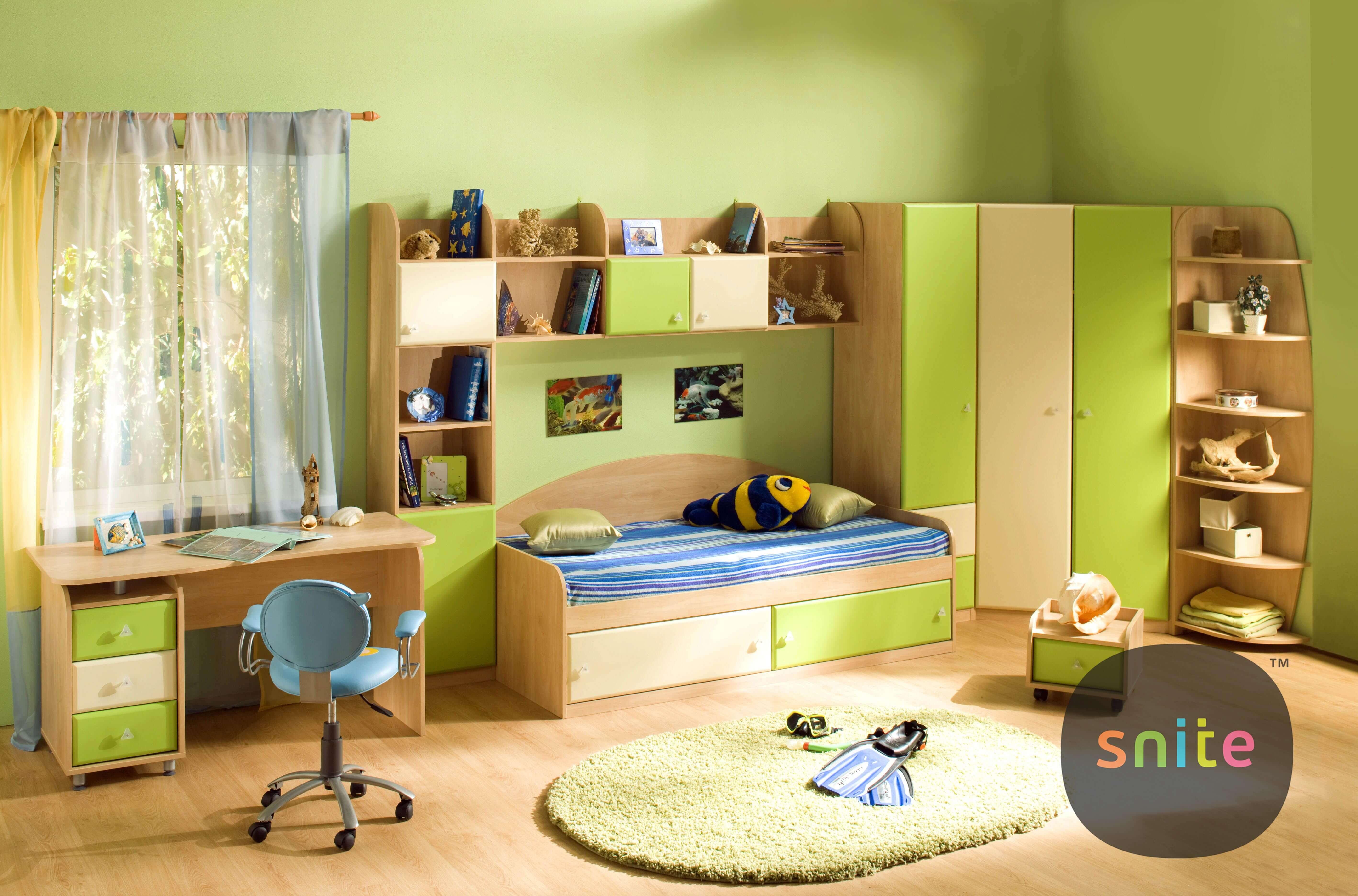 Комплект мебели для детской L-класс 11