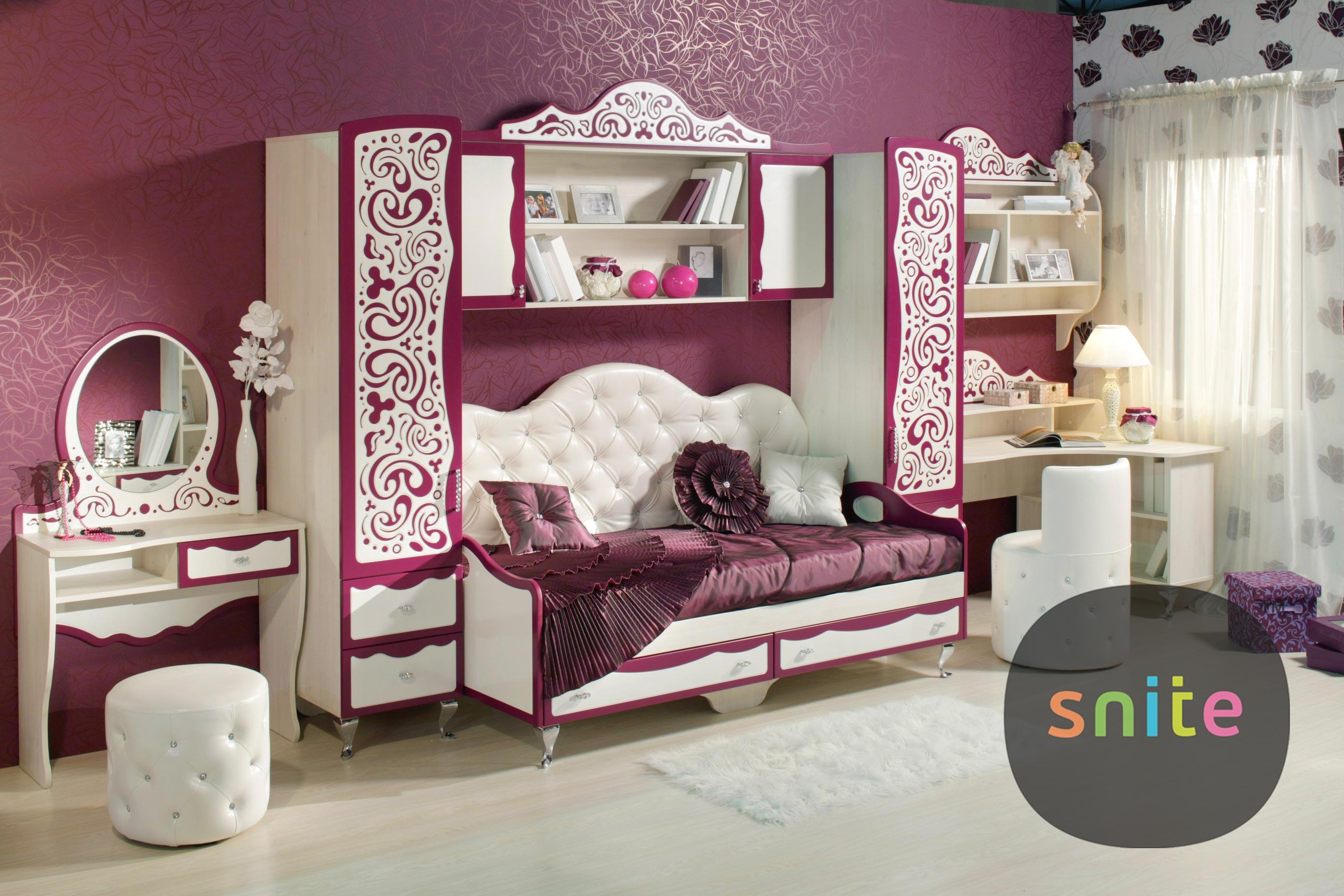 Комплект мебели Ажур для школьников