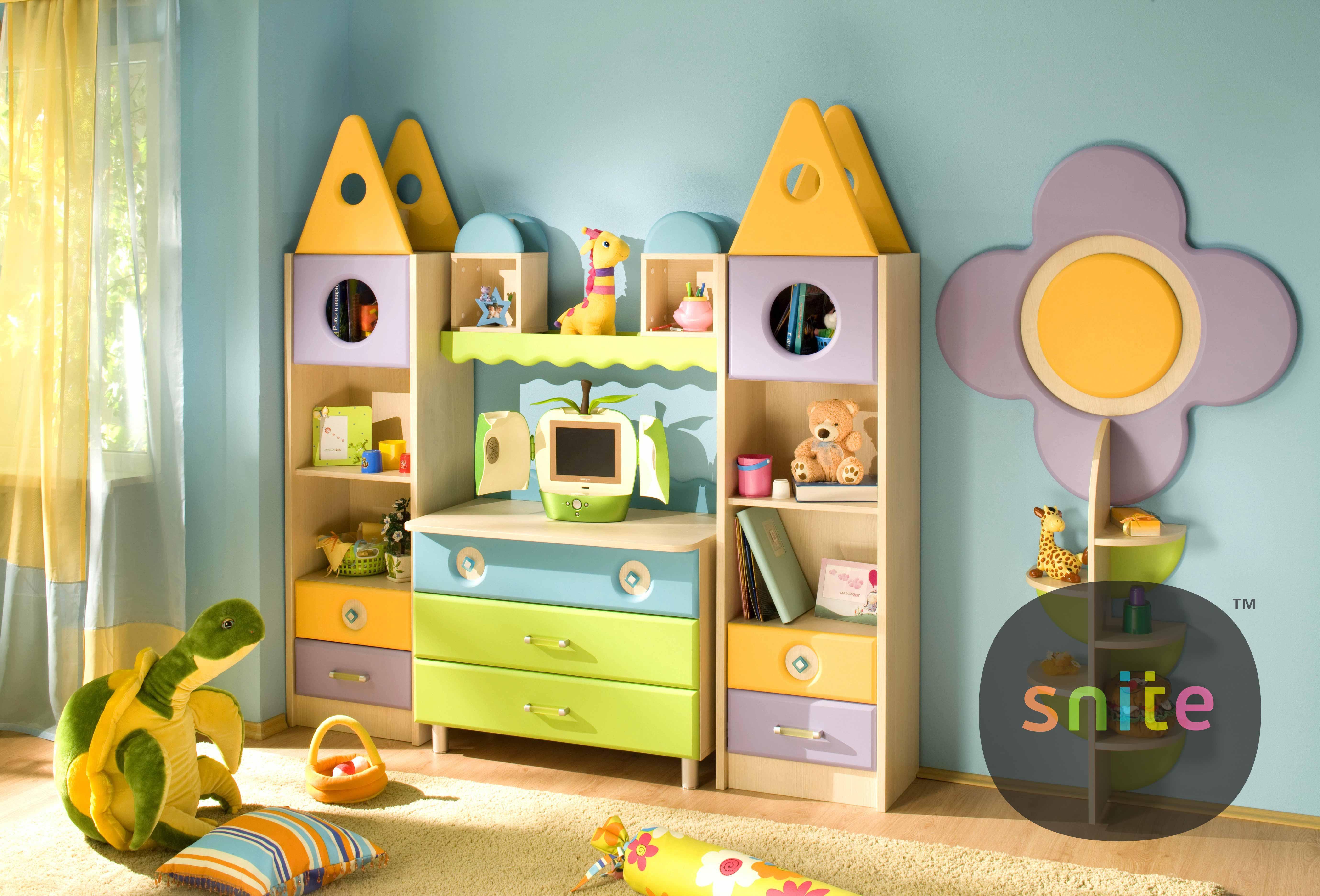 Комната, которая растет вместе с ребенком: дизайн детской.