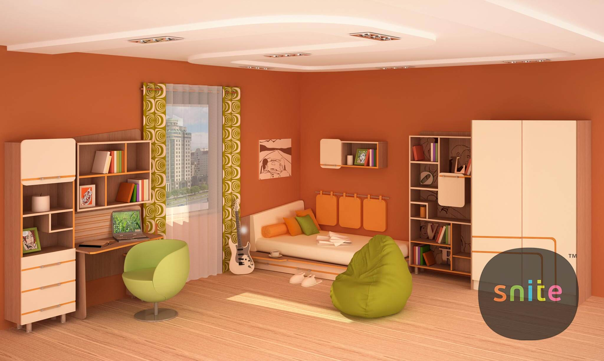 Комплект мебели Line