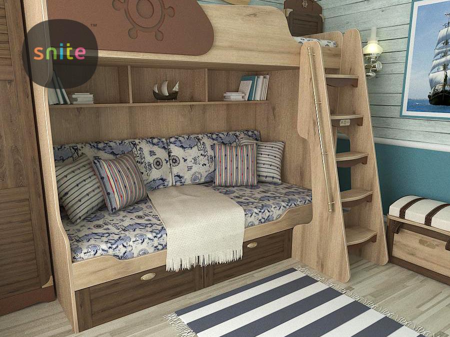 Комплект мебели Океан