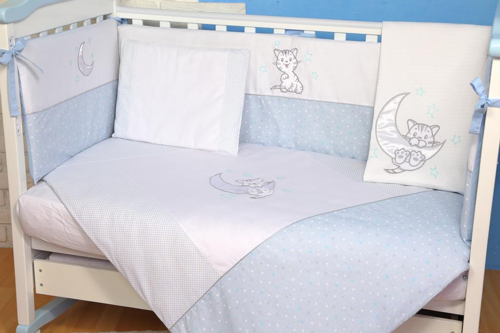 Набор спального белья для новорожденных