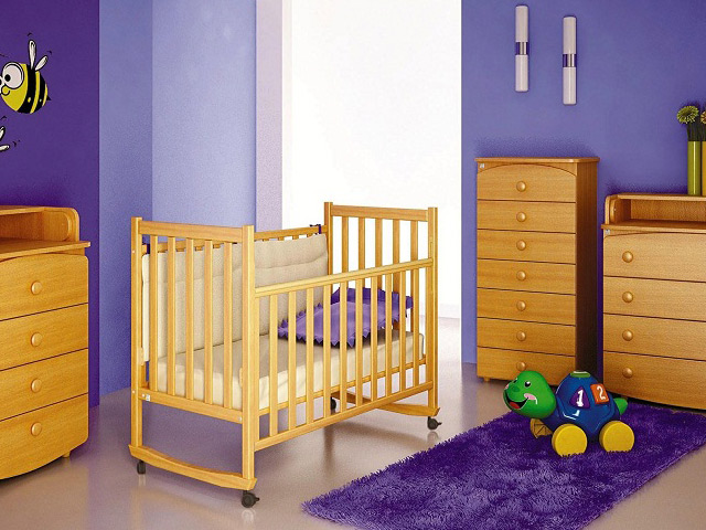 Детская кроватка Соня ТМ Верес